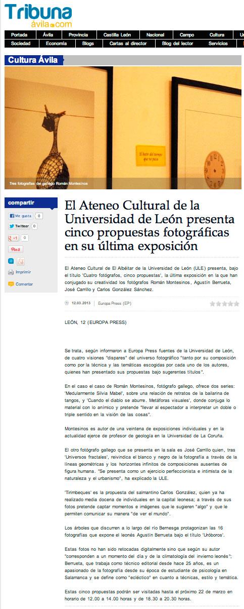 Albeitar_Tribuna_Avila